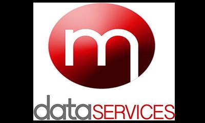 M Data Services logo